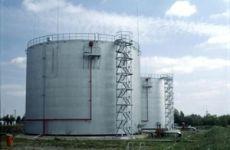 Резервуар для нефти РВС-3000